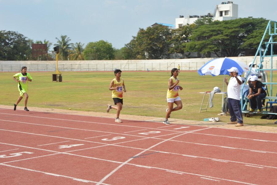 4th KSLU Inter Collegiate Athletic Meet 1