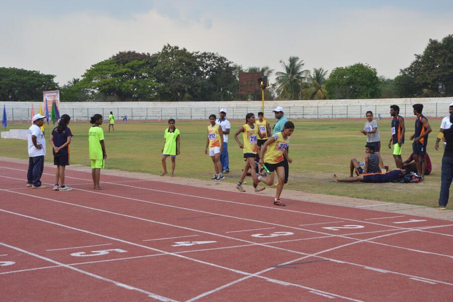 4th KSLU Inter Collegiate Athletic Meet 2