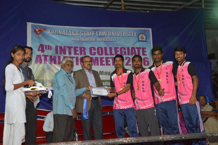 4th KSLU Inter Collegiate Athletic Meet 3