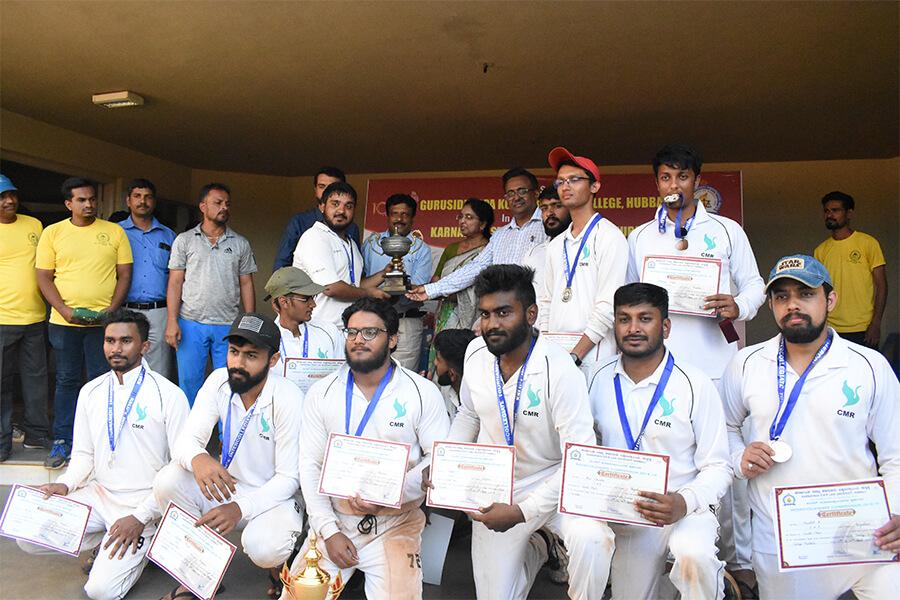 KSLU Inter Collegiate Cricket 2