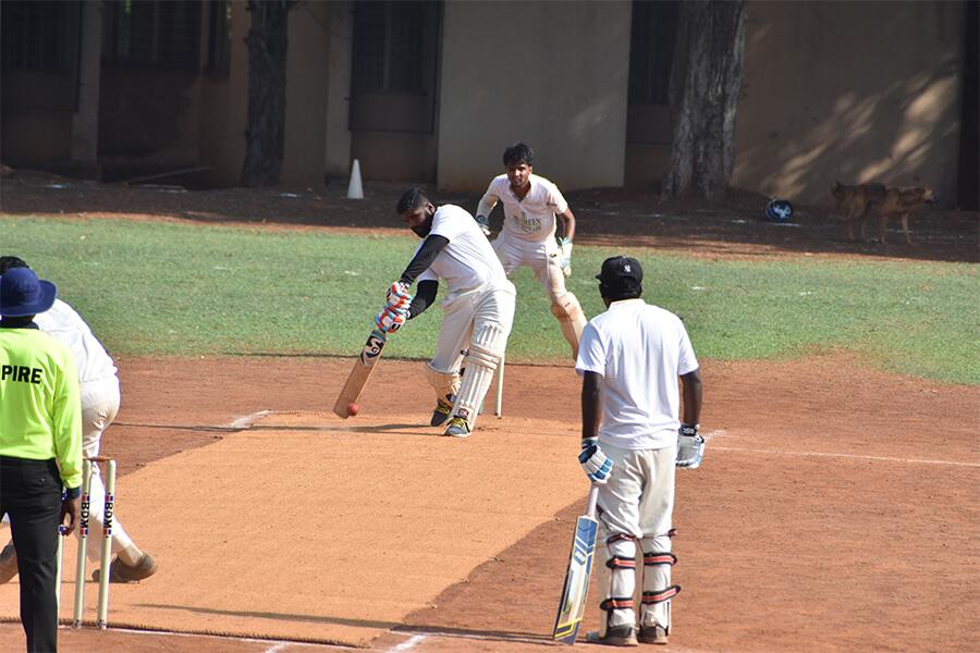 KSLU Inter Collegiate Cricket 3