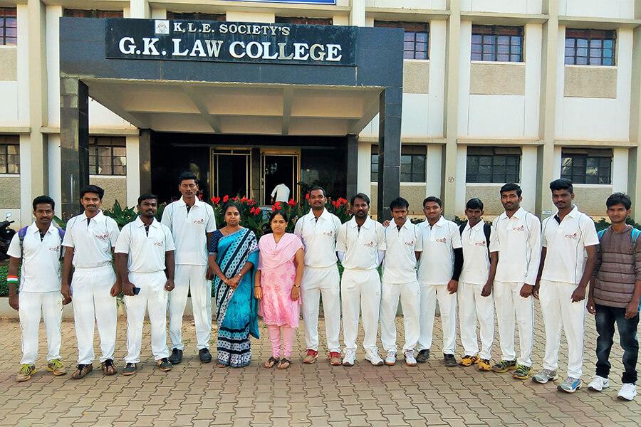 KSLU Inter Collegiate Cricket Team