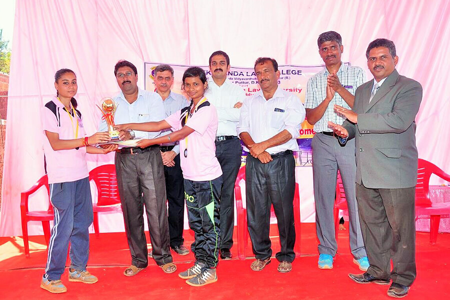 KSLU Inter Collegiate Tennicoit Competition