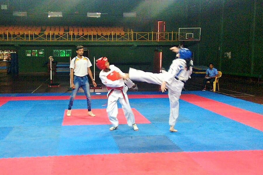 KSLU Teakwondo Selection Trials