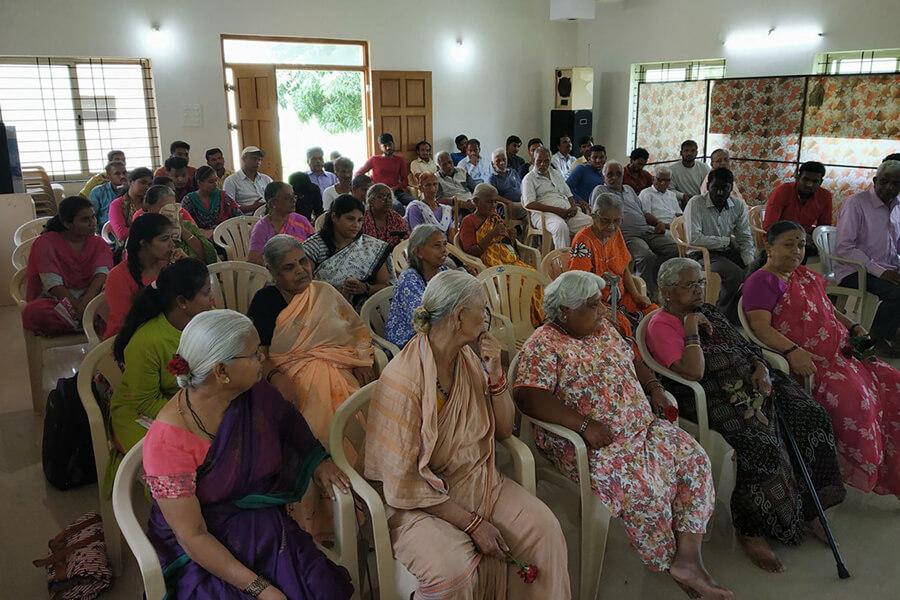 Legal Literacy Programme on Consumer Rights at Gram Panchayat Kadakoppa dated 19.05.2018